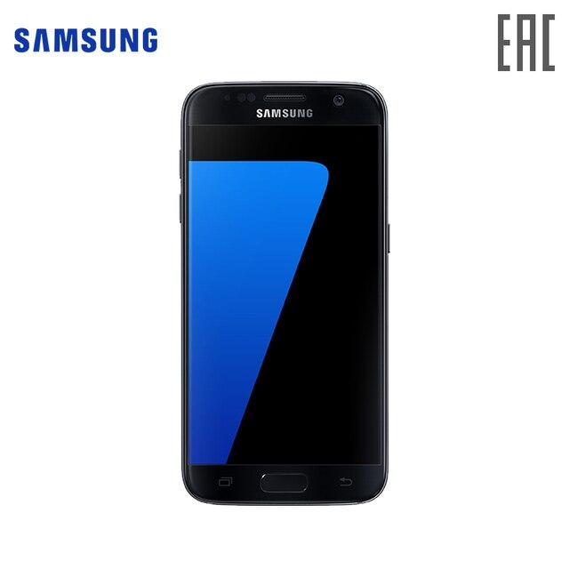 Смартфон Samsung Galaxy S7 (SM-G930F): 4+32 ГБ/ 2 SIM / Android 8 [официальная российская гарантия]