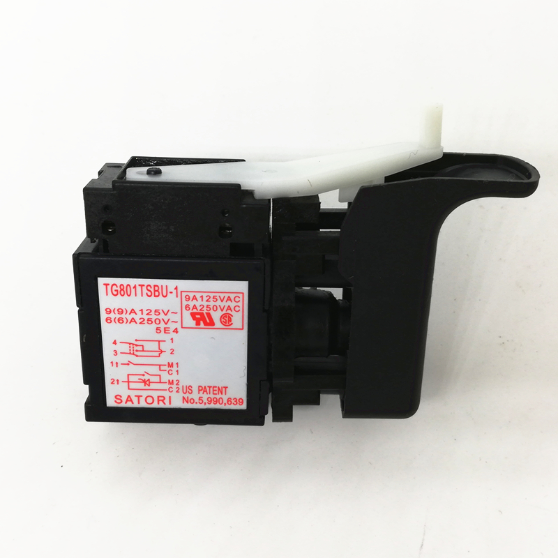 Switch 335796 For Hitachi DH24PB3 DH24PD3 DH24PC3 DH24PG DH24PM DH24PH Rotary Hammer Power Tool Accessories Electric Tools Part