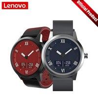 Lenovo часы X плюс Bluetooth5.0 Смарт-часы спортивная версия Смарт-часы OLED Экран двойной Слои наручные часы с силиконовым ремешком