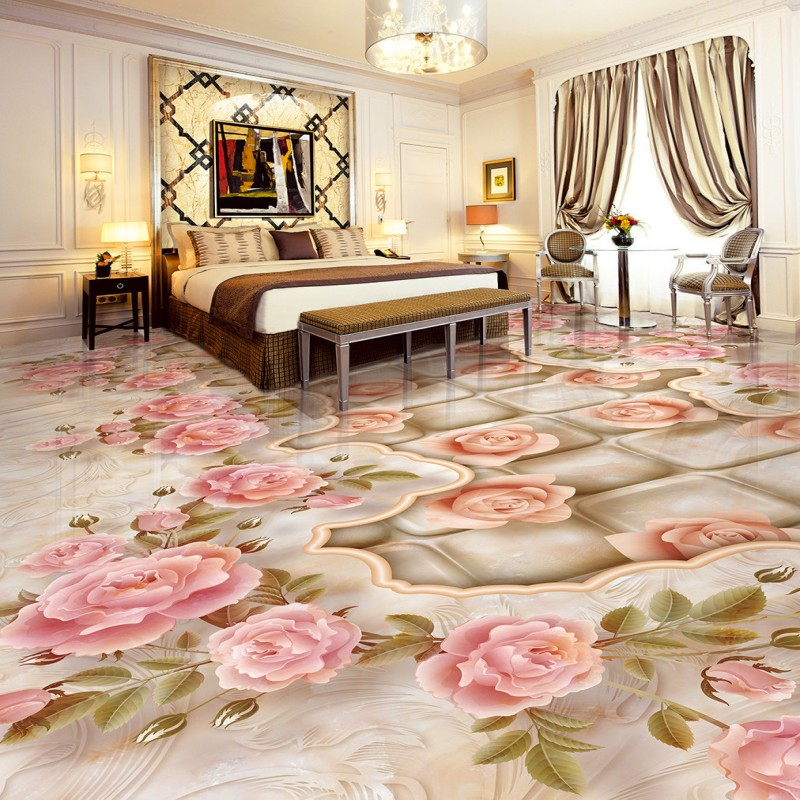 Free shipping custom moisture proof self-adhesive Marble relief stone pattern 3D parquet floor living room wallpaper floor free shipping marble texture parquet flooring 3d floor home decoration self adhesive mural baby room bedroom wallpaper mural
