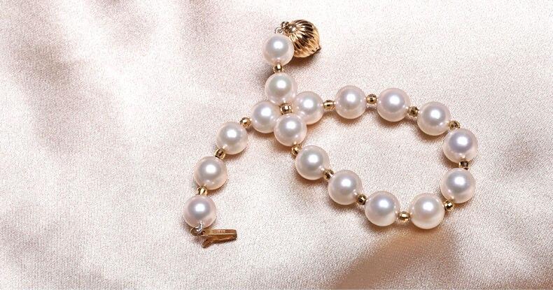 Akoya Pearl Bracelet detail 3