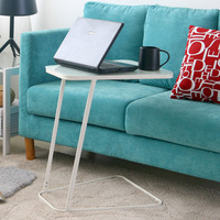 Creative Simple Mobile Laptop Desk Simple Lazy Little Side Table Bedside Table Sofa Side Table