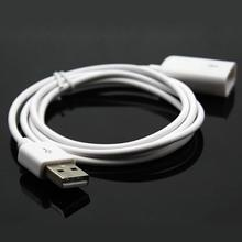 Mayitr New 100CM USB 2.0 Male to Female Extension Cable Extend Cord Extender Suitable For PC Laptop