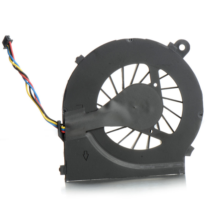 4 Wires Laptops Replacements Accessories CPU Cooling Fans Fit For HP CQ42/G4/G6 Series Notebook Computer Cooler Fan цена и фото