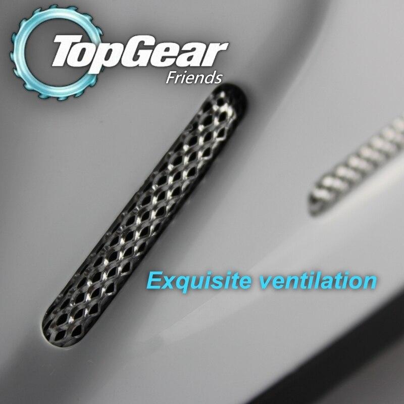 Для TopGear шлем Стига Capacete Casco De/Bag + наклейка Simpson для подарков/белый мотоциклетный шлем с красочным козырьком Racing - 5