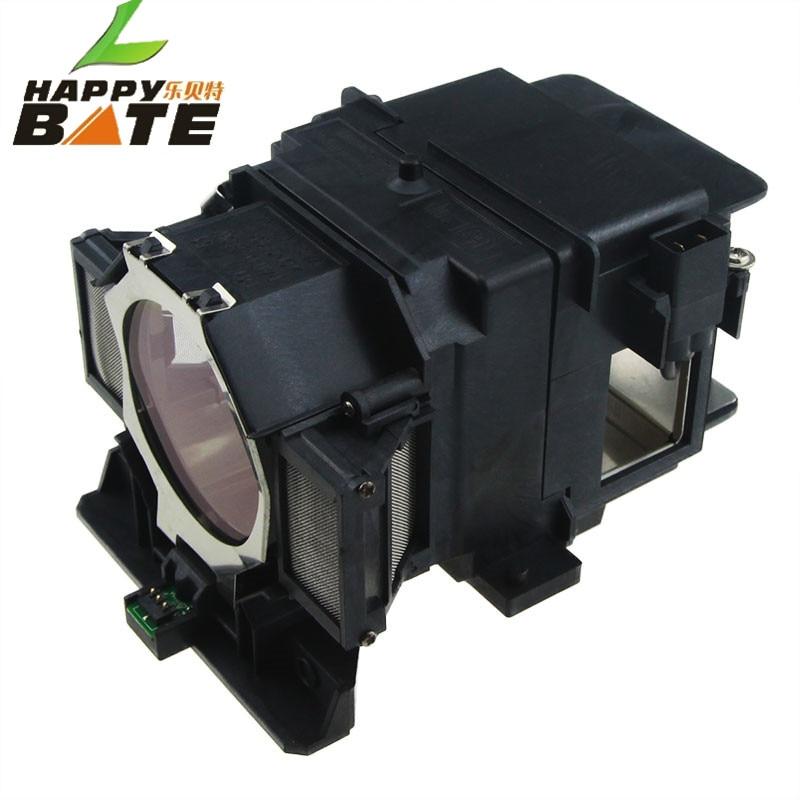 HAPPYBATE ELPLP72 Compatible Projector Lamp with Housing  for EB-Z8350/W/U EB-Z8355W EB-Z8355/W/U EBZ8450/W/U Z8450WU Z8455/W/UHAPPYBATE ELPLP72 Compatible Projector Lamp with Housing  for EB-Z8350/W/U EB-Z8355W EB-Z8355/W/U EBZ8450/W/U Z8450WU Z8455/W/U