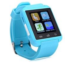 U8S Sport Im Freien Smart Bluetooth 3,0 Uhr Mit Remote Camera Pedometer Sitzende Erinnerung Smartwatch Für Android