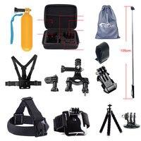 Tekcam Accessories For SJCAM SJ4000 SJ5000 SJ6 Legend SJ7 Star Action Camera Case For Eken H9