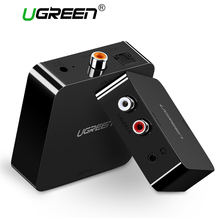 Ugreen Digital to Analog Audio Adapter Optical Toslink Coaxial to Analog R/L RCA Converter with 3.5mm Jack