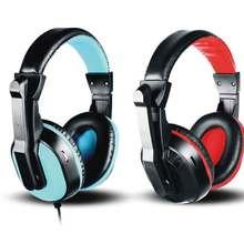 MLLSE Graves Fone de Ouvido Estéreo PC Esporte Jogo de Música Fones De Ouvido com Microfone Com Cancelamento de Ruído fone de Ouvido de Telefone Com Fio para Computador Portátil