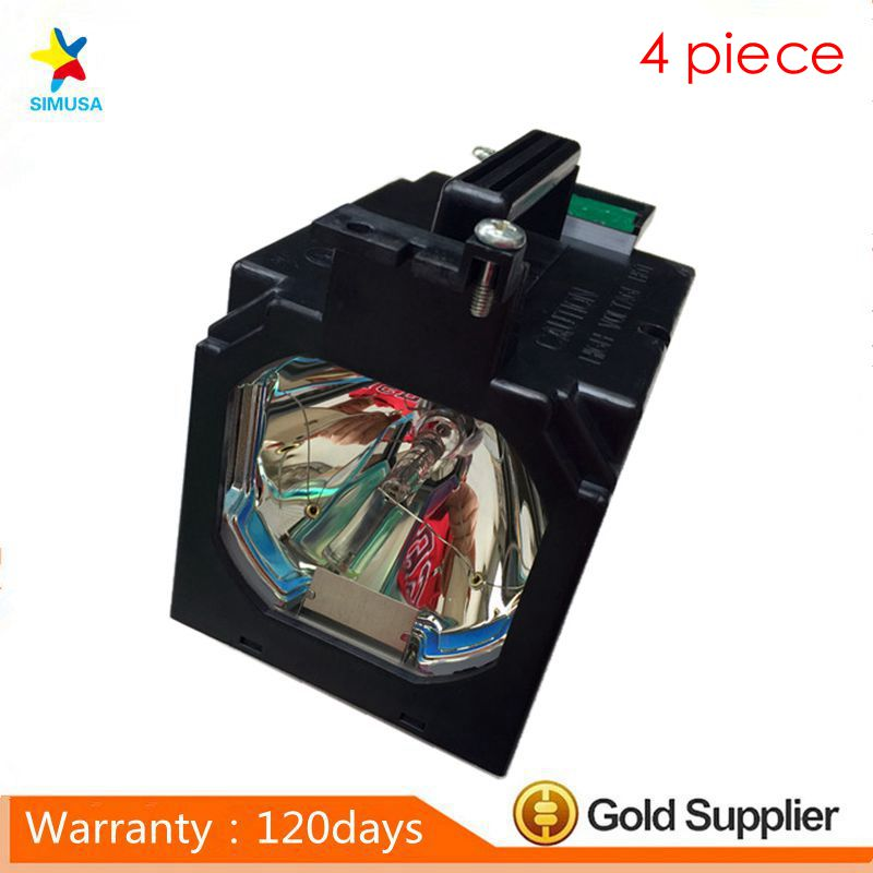 Original ET-LAE16 610-350-9051 POA-LMP147 bulb Projector lamp with housing fits for Panasonic PT-EX16KE Sanyo  PLC-HF15000 (380W compatible bare bulb poa lmp146 poalmp146 lmp146 610 351 5939 for sanyo plc hf10000l projector bulb lamp without housing