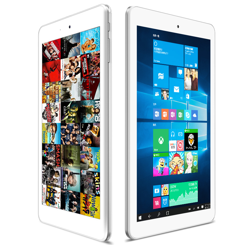 ALLDOCUBE Cube iwork8 air Pro Double OS Windows10 Android 5.1 Tablet PC 8 pouces 1920*1200 Cerise Sentier Z8350 Quad Core 2 GB 32 GB HDMI