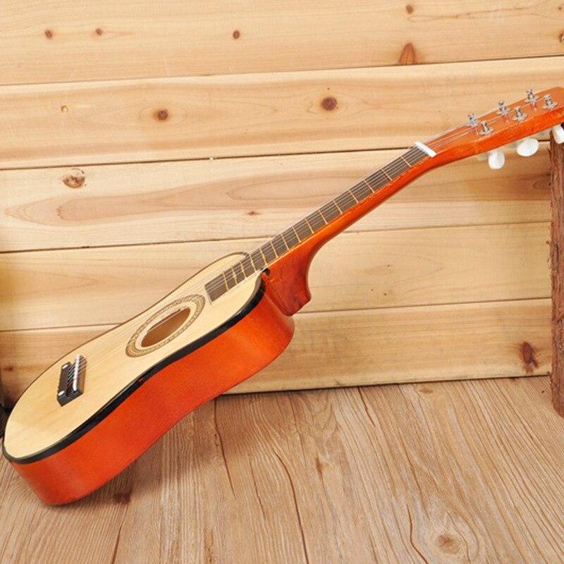 23 pulgadas de guitarra para niños Puede jugar el tipo El bebé - Educación y entrenamiento - foto 4