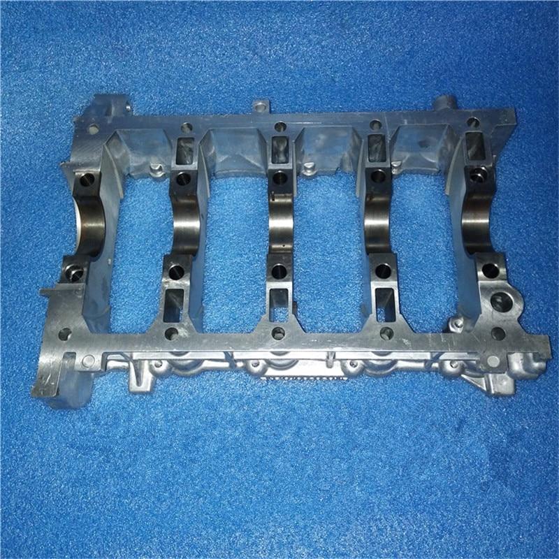 Crankshaft cover for E4G16 engine Cylinder frame for E4G16-1002020 title=