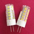 10 PCS G4 LED Bulb Lamp High Power 3W 5W 7W  SMD2835 AC 220V White/Warm White Light replace Halogen Spotlight Chandelier