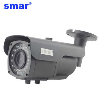 Smar CCTV AHD Camera SONY IMX323 Sensor 1080P Zoom 2.8-12mm Lens Surveillance 2.0mp Night Vision Security Video AHD Camera - DISCOUNT ITEM  41% OFF All Category