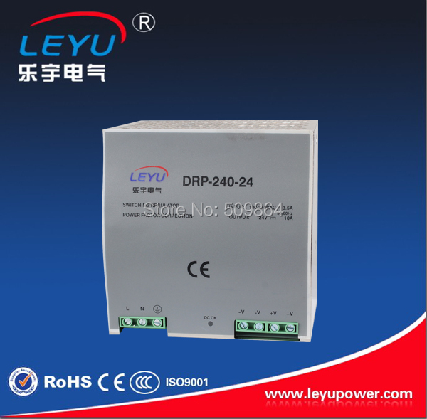 DRP-240-24 240W 24V 10A  single output switching power supply  DIN rail power supply for industrial equipment lacywear s 2 drp