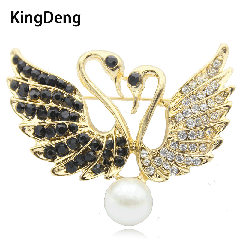 Creative Brooch Pin Pearl Pearl Brooch Womens Accessories Womens Alloy Brooch Badge Pin Lapel Pin