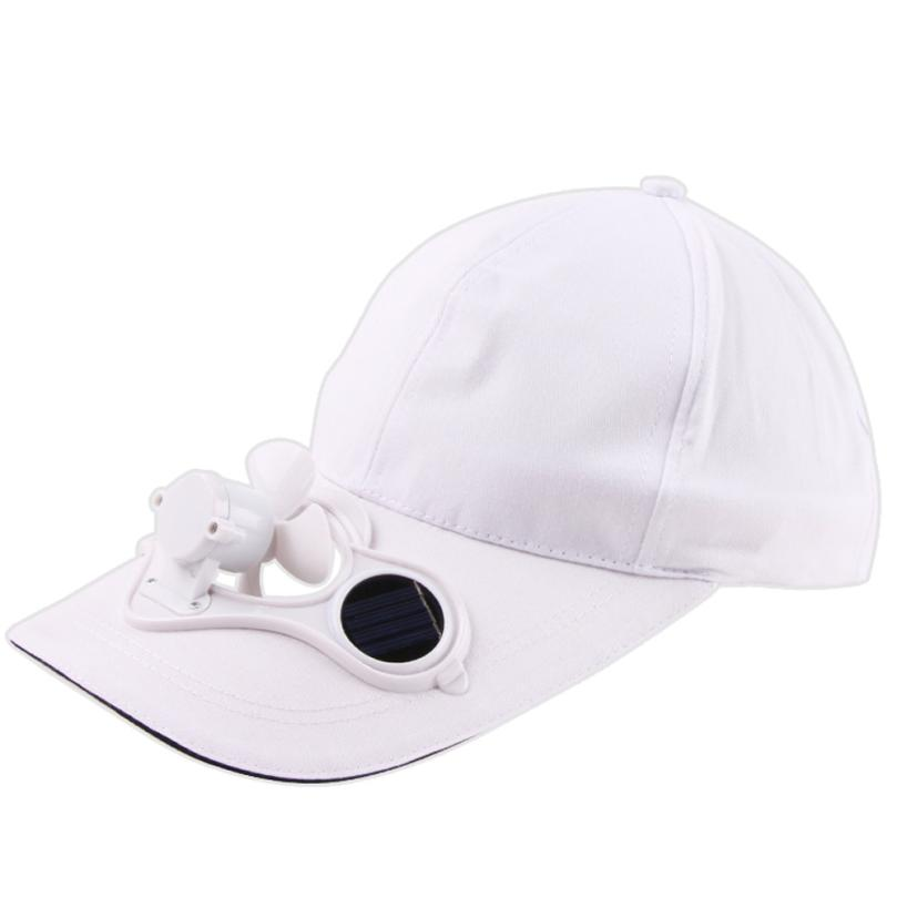 male   baseball     cap   Camping Hiking Peaked   Cap   with Solar Powered Fan   Baseball   Hat Cooling Fan   Cap     Caps   Adjustable Outdoor A8