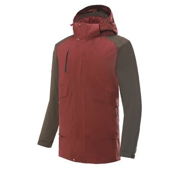 ZYNNEVA Two Piece Hiking Jackets Men 3 in 1 Windproof Waterproof Thermal Clothing Outdoors Trekking Camping Winter Coat  GK1103