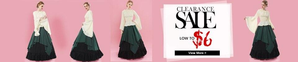 d4d7f3b8bea ROLECOS Gothic Lolita Blouse Victorian Women Shirt Retro Medieval Lace Lolita  Blouse Tops SK for Party Plus Size Long Sleeve