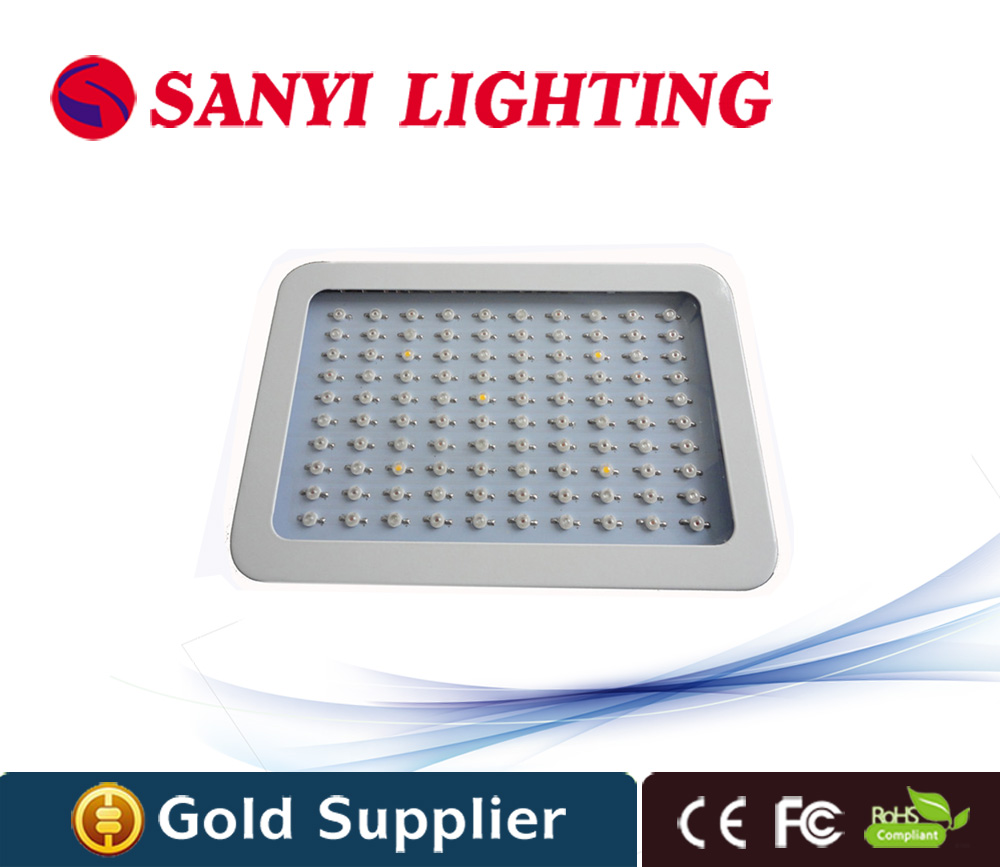 Wholesale mini ufo led grow lights 300w for indoor plants growth, hydroponics grow led with 3 years warranty
