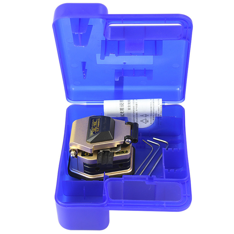 Fiber cleaver SKL 80C cable cutting knife FTTT fiber optic knife tools cutter High Precision Fiber