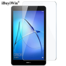 купить iBuyiWin 9H Tempered Glass for Huawei MediaPad T3 7.0 BG2-W09 Screen Protector Film for Huawei T3 7 Wifi Version Protective Film дешево