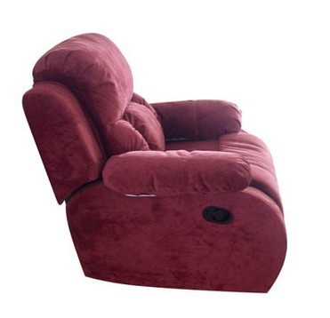 Free Shipping Modern Design American Style First Class Recliner Chair with Flocking fabrics Electric control Fabric Recliner  sc 1 st  AliExpress.com & Online Get Cheap 100 Leather Recliner -Aliexpress.com | Alibaba Group islam-shia.org