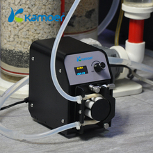 Kamoer FX-STP Peristaltic Pump (Aquarium Calcium Reactor Pump, Small Water Easy Use, Continuous Use)