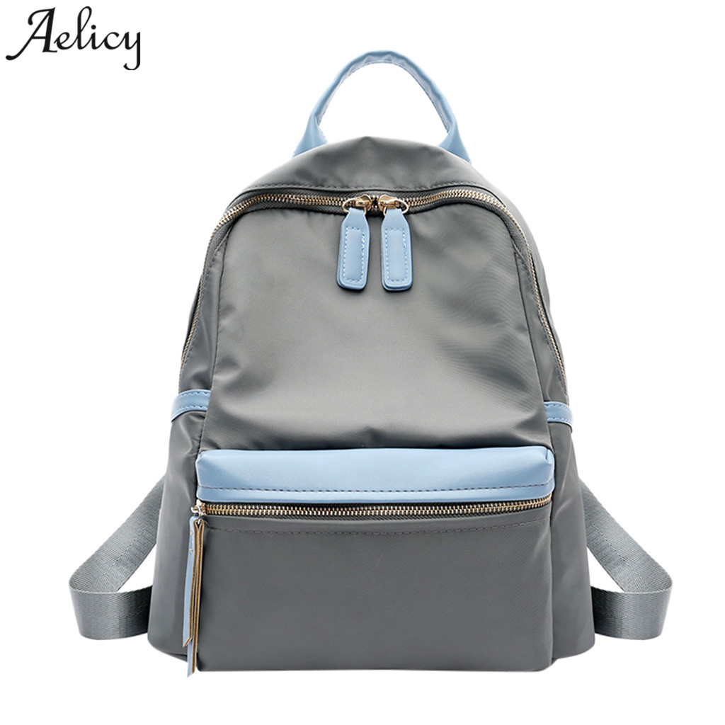 Aelicy Wild women Backpack Simple multi-Function Ladies backpacks Versatile Fashion Travel girls School Bags mochilas mujer 2019Aelicy Wild women Backpack Simple multi-Function Ladies backpacks Versatile Fashion Travel girls School Bags mochilas mujer 2019