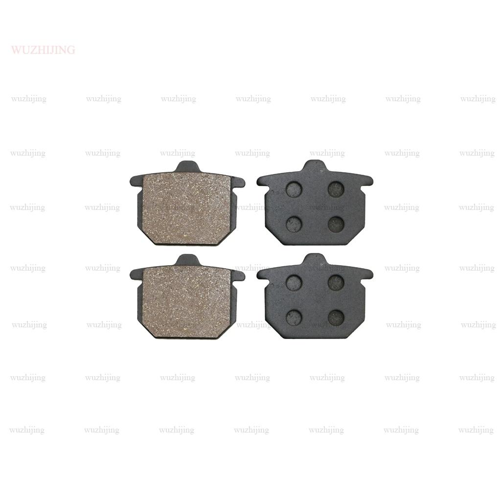 Brake Pads Set fit CB 750 F F2 F3 CBX 1000 Z GL 400 (77-80) 500 (79-81) 1000 Goldwing (80-81) 1100 IO State Asp (80-82)