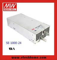 SE 1000 24 Mean Well Switching Power Supply 1000W 24V 41.7A Stepper Motor Switch Power Supply