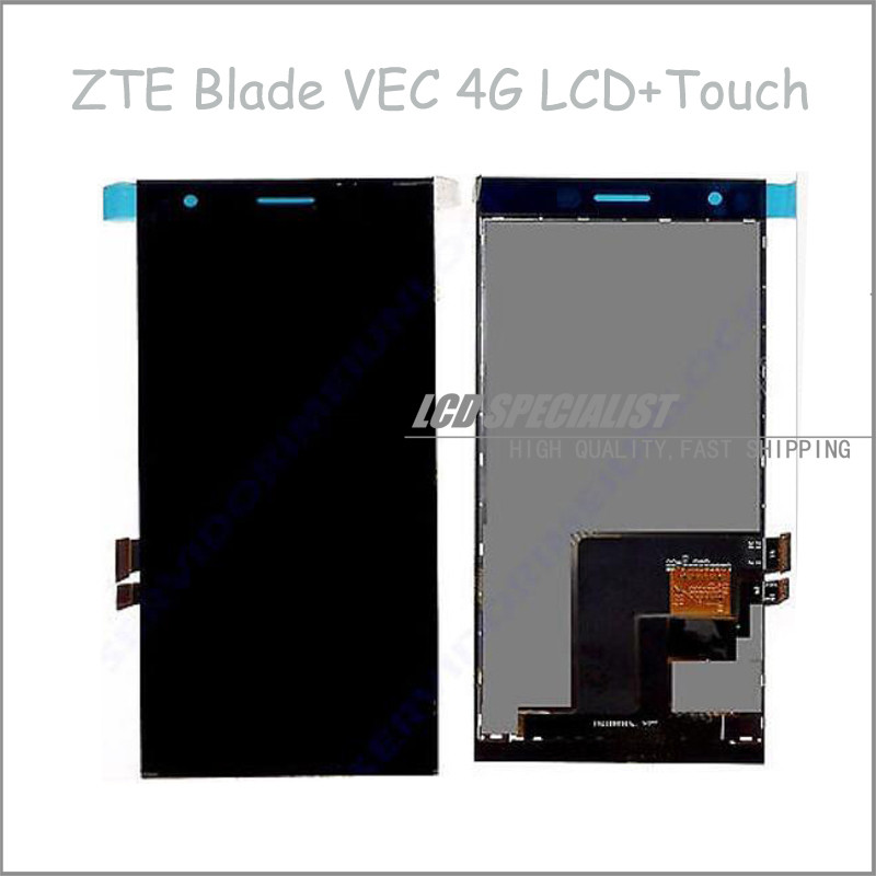 OEM For Full ZTE Blade Vec 4G Orange Rono LCD Display Touch Screen Sensors Assembly