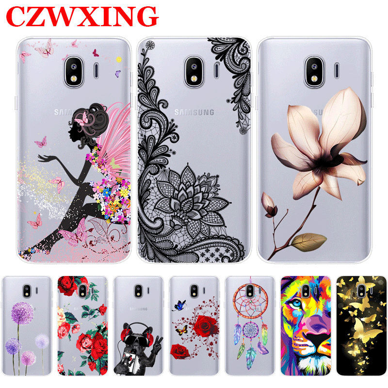 For Samsung Galaxy J2 Core Case Silicone Soft TPU Phone Case For Samsung Galaxy J2 Core SM-J260F J260 J260F Back Cover 5.0