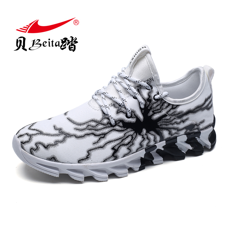 Beita 2017 Walking Sneakers Men Comfortable Mens Gym Shoes New Cool Men Sports Shoes Good Quality Athletic Sport Shoes