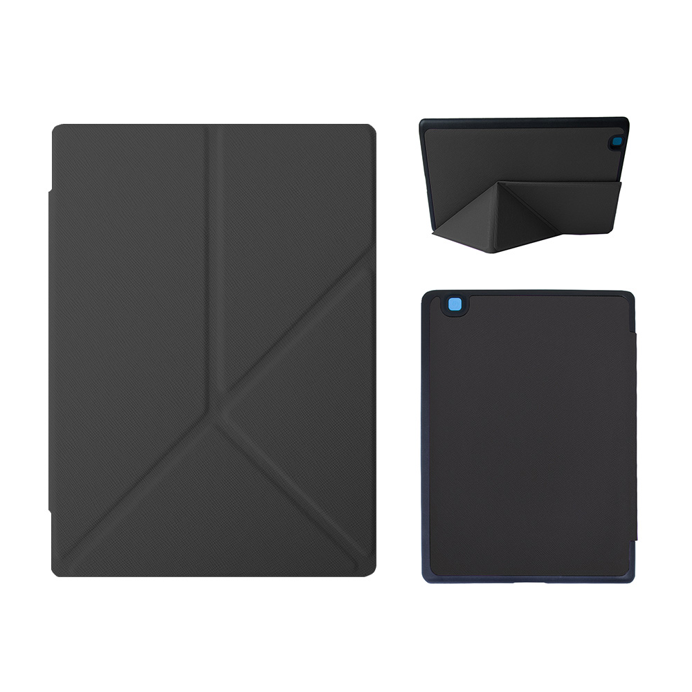 Leather PU Protective Protect Folding Case Skin Cover for KOBO Aura One 7.8'' 7.8inch Tablet Accessories newest hard shell leather cover case for kobo aura h2o 6 8 inch ebook wake up and sleep screen protector stylus pen