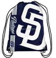 San Diego Padres Drawstring Bags Men Sports Backpack Digital Printing Pouch Customize Bags 35 45cm Sports