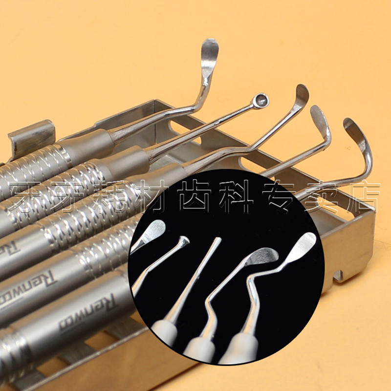 1Pcs Dental implants Maxillary sinus internal lift External lifts Periosteum separator Periosteum dissection Bone powder scoop science of dental implants