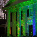 Outdoor&Indoor Use New LED Mini Stage Light Laser Projector Club Dj Disco Bar Stage Light, Laser Show For Home Party New Year