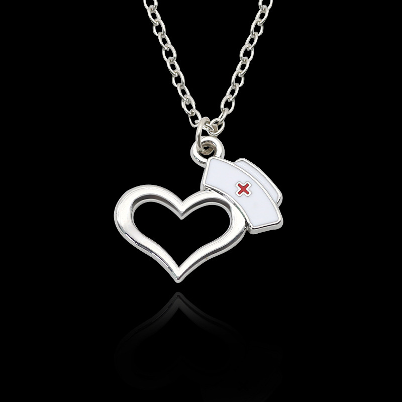 Star Jewelry Cute Heart Love Simple Choker Necklace Statement Chain Boho Pendants Necklaces Bijoux Female women Gift