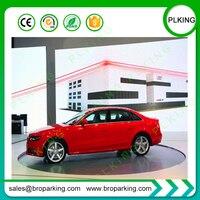 3000 кг вращающийся Автомобильный подъемный стол популярный гаражный подъемник