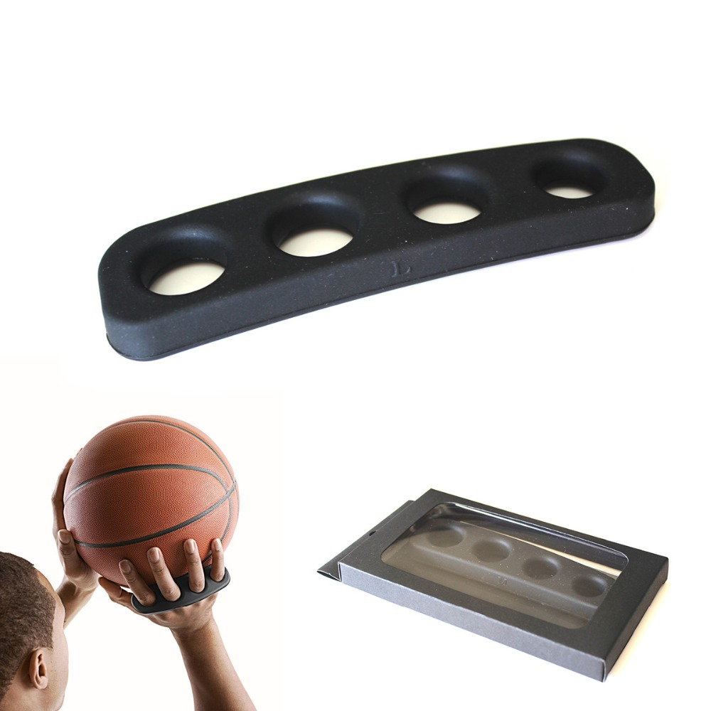 Enstaka (S, M, L) Silikon Basketball Skytte - Fitness och bodybuilding