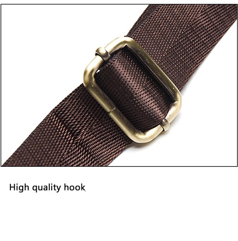 Cintura Saco Do Mensageiro Do Vintage Bolsa