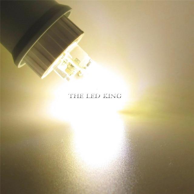 G4 LED 12V 5W 9W 21W AC/DC 220V LED ampul 2835SMD 24LED 48LED lambası 360 işın açısı LED spot ışığı garanti kristal lamba ışığı