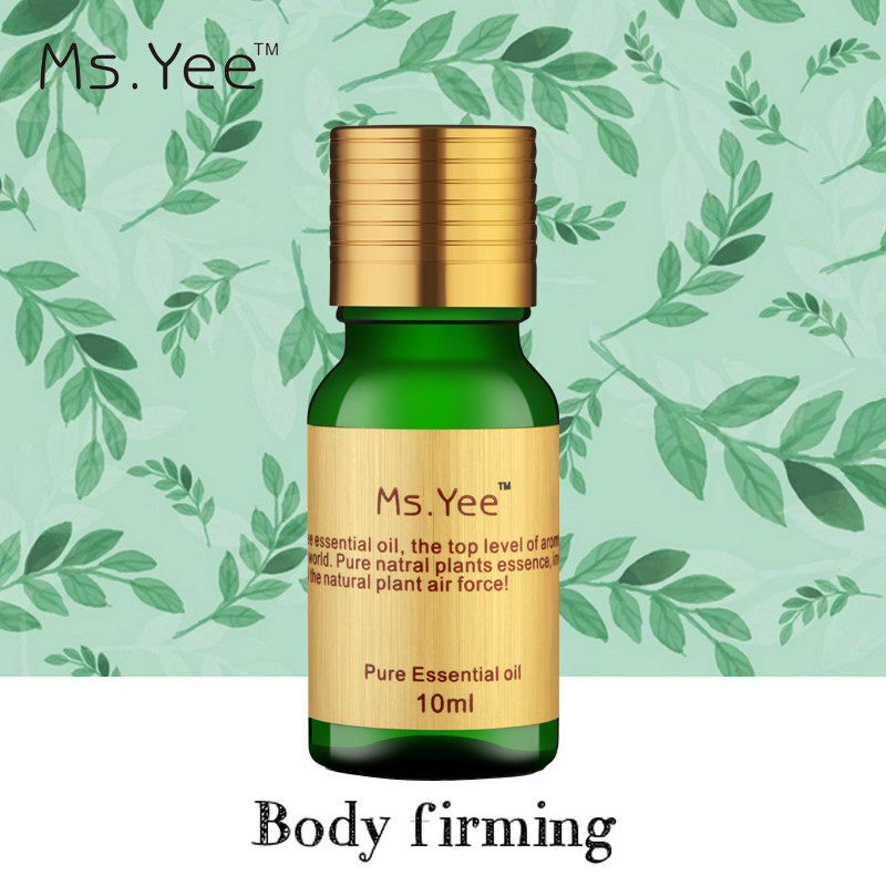 Natural Plant Safety Slimming Oil for Firming Body Lose Weight Thin Leg Waist Arm Massage Essential Oil Beauty & Health Care X39