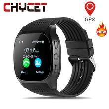 Smart Uhr Bluetooth Sim Karte Kamera GPS LBS Tracker Smartwatch Wasserdichte Schrittzähler Uhr FM Video Musik Spielen Für Männer Frauen