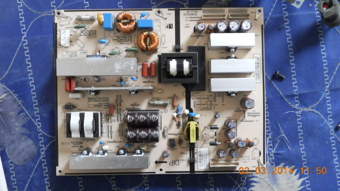 ФОТО Free Shipping>Original 100% Tested Working   LCD-46Q30 power board LF T64B002.00 inventory promotions
