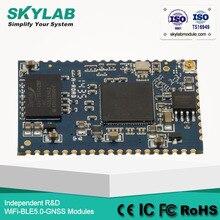 SKYLAB SKW72 802.11b/g/n WiFi AP Router Module 2.4GHz Wireless Module based on AR9331 Chip skylab skw92a 802 11b g n 2x2 mimo mt7628n 3g 4g wifi router module development board