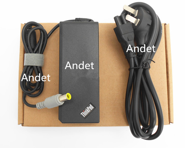 New Substitue 20V 4.5A 90W AC Laptop Power Adapter Charger For IBM Lenovo ThinkPad E40 T410 T60 T61 Z60 R400 T40